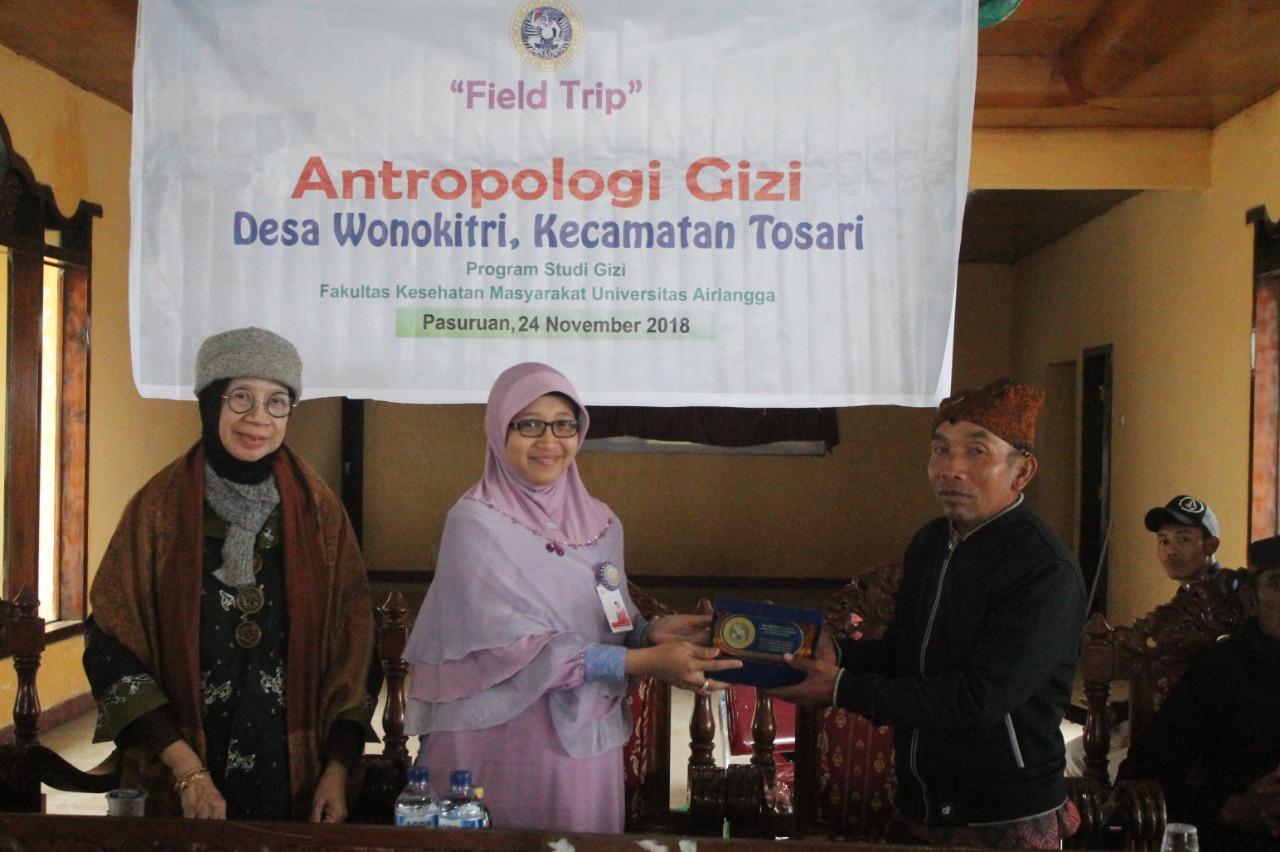 FIELD TRIP ANTROPOLOGI GIZI DI DESA WONOKITRI