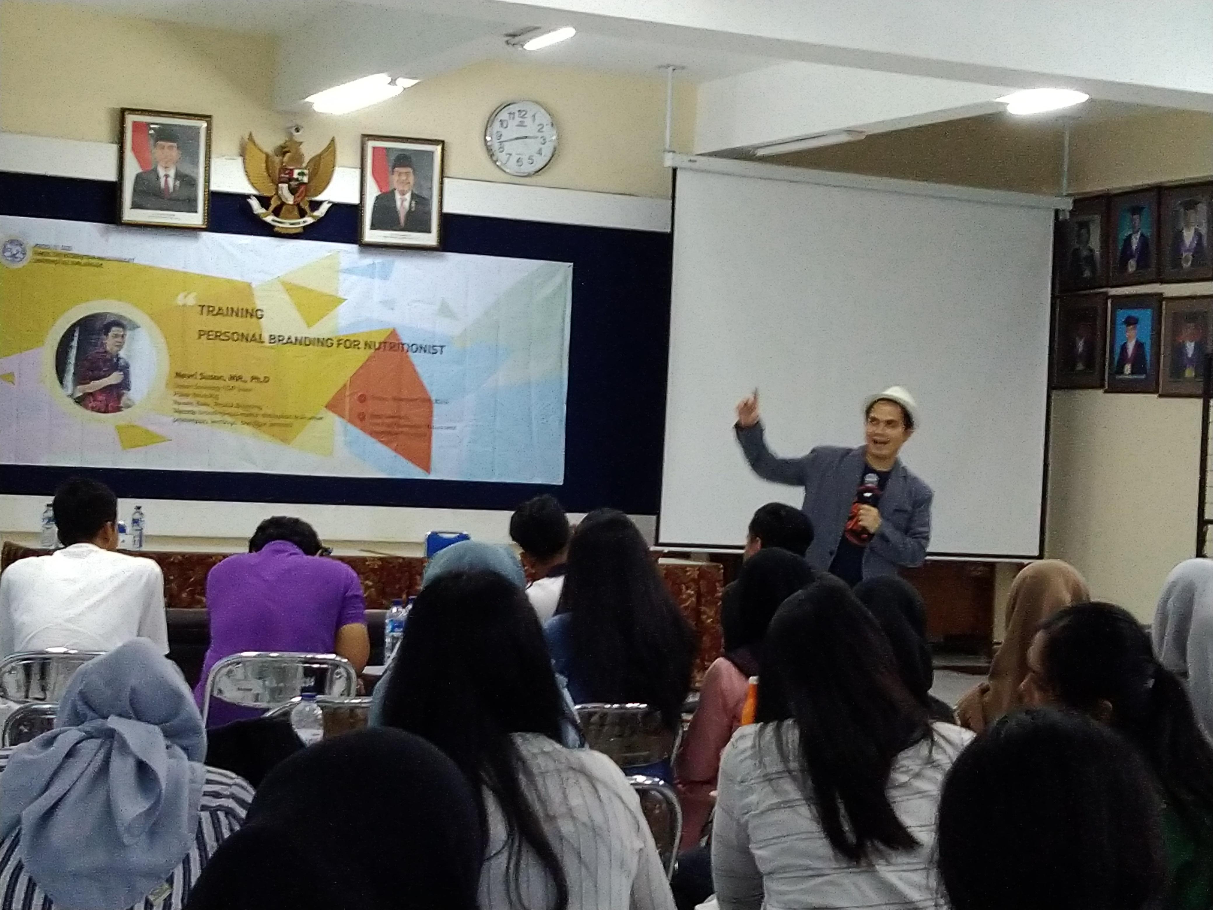 Personal Branding for Nutritionist: Strategi Gapai Sukses di Era Digital