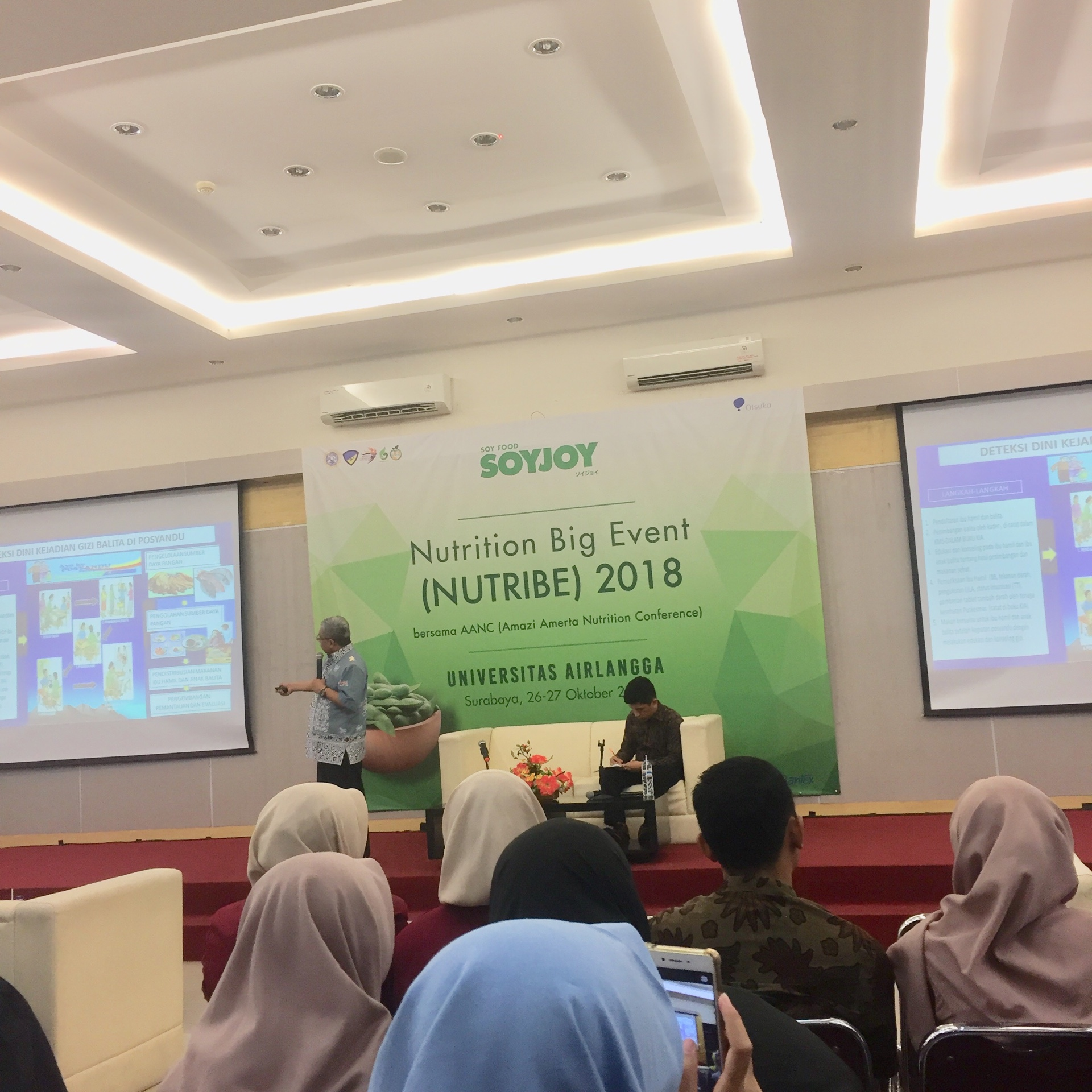 Seminar NUTRI-BE 2018